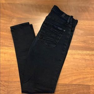 7 For All Mankind High Waist Gwenevere Jean